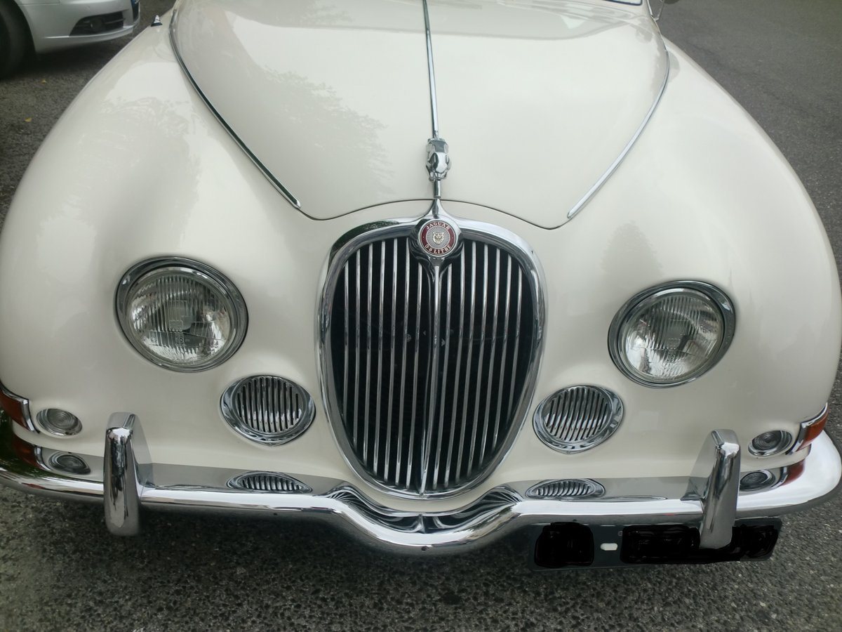 1967 Jaguar S-Type 3.8S For Sale (picture 1 of 6)