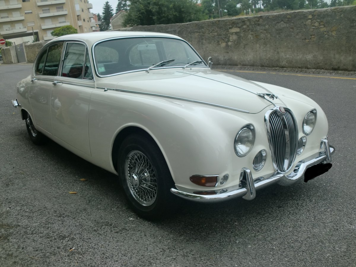 1967 Jaguar S-Type 3.8S For Sale (picture 2 of 6)