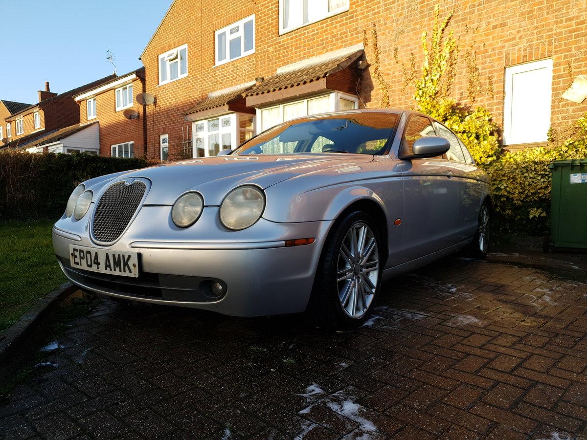 2004 Jaguar S-Type 2.7D Sport Auto For Sale | Car And Classic