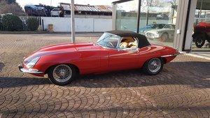 1966 Jaguar E type S1 4.2 OTS