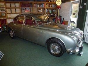 1962 Jaguar MKII 3.4 Manual For Sale