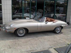 1968 Jaguar E Type 4.2 Roadster LHD £60k Restoration  For Sale