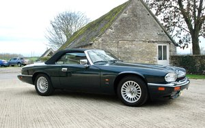 Jaguar XJS 6.0ltr Final Edition Convertible  For Sale