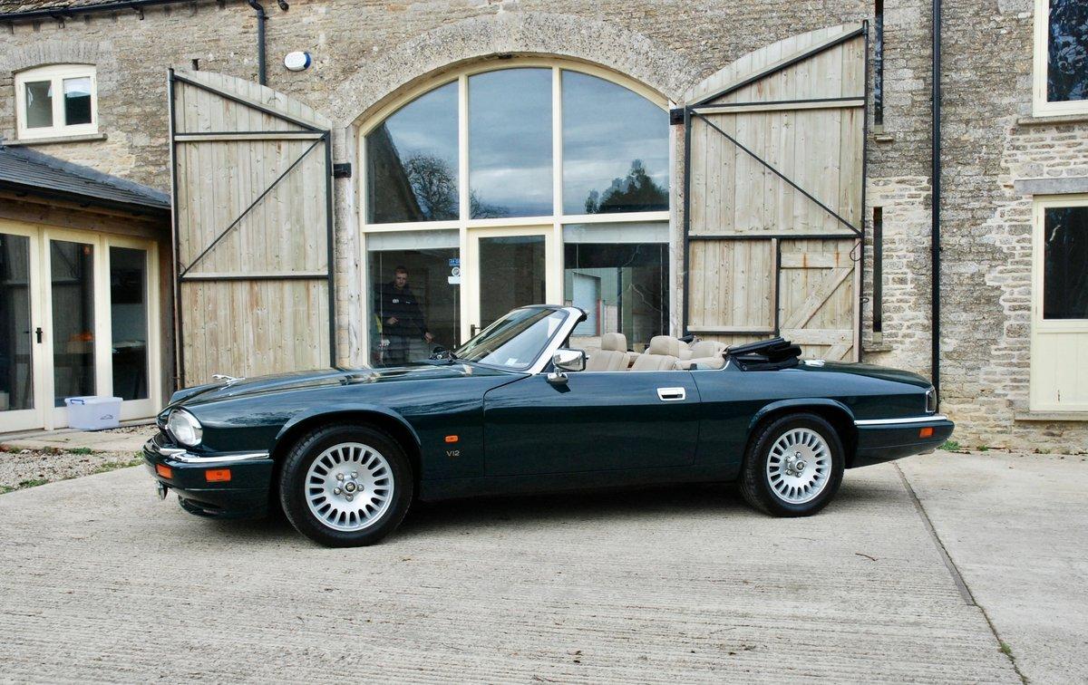 Jaguar XJS 6.0ltr Final Edition Convertible  For Sale (picture 2 of 6)