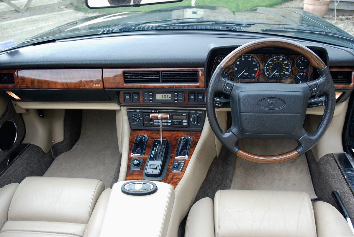 Jaguar XJS 6.0ltr Final Edition Convertible  For Sale (picture 4 of 6)