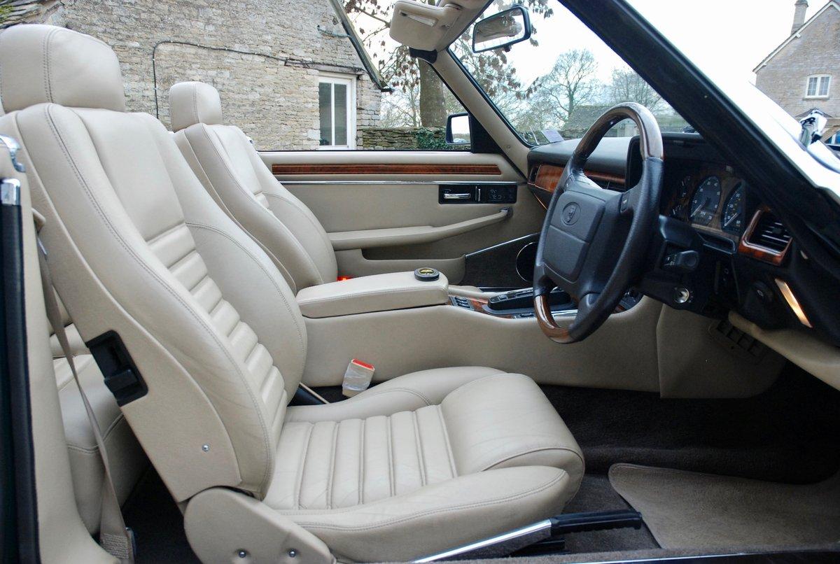 Jaguar XJS 6.0ltr Final Edition Convertible  For Sale (picture 5 of 6)