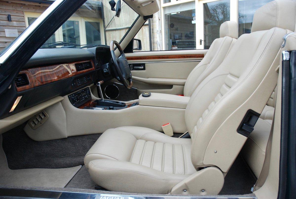 Jaguar XJS 6.0ltr Final Edition Convertible  For Sale (picture 6 of 6)