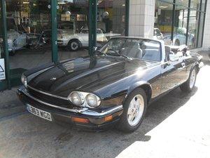 1994 Jaguar XJS Convertible 4.0 Litre RHD