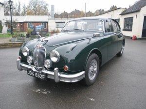 1967 Jaguar 340 MK II Just £15,000 - £18,000 For Sale by Auction