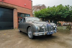 1959 Jaguar Mark I Mark 1 3.4 Litre