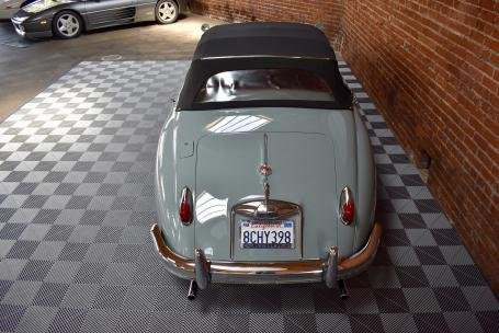 1958 Jaguar XK150 3.4 Liter Roadster = Grey(~)Red $125k For Sale (picture 3 of 6)