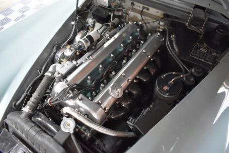 1958 Jaguar XK150 3.4 Liter Roadster = Grey(~)Red $125k For Sale (picture 6 of 6)