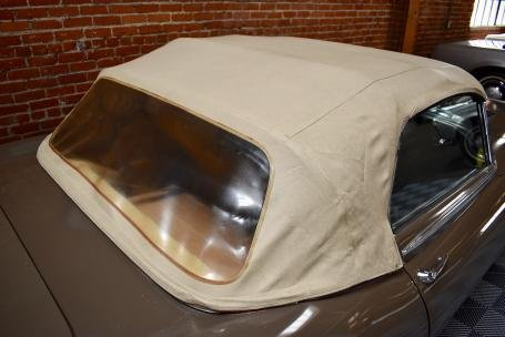 1974 Jaguar E Type Series III V-12 Roadster = Manual Brown $68.5k For Sale (picture 3 of 6)
