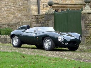 1977 Jaguar D-Type Evocation For Sale by Auction