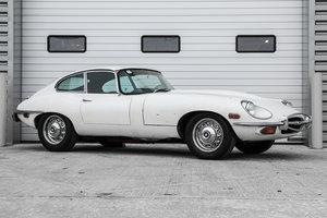 1969 Jaguar E-Type Series II FHC Manual LHD Project For Sale by Auction