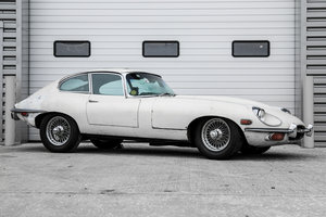 1971 Jaguar E-Type SII LHD Manual - Great Project!