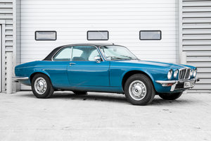 1977 Jaguar XJ 4.2 Coupe , Great History, only 67,000 miles