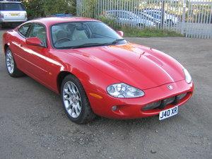 1998 Jaguar XKR supercharged For Sale