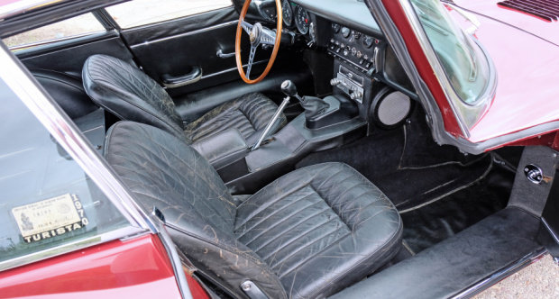 1967 Jaguar E-Type SI Fixed Head Coupé = Restored  $189k For Sale (picture 5 of 6)