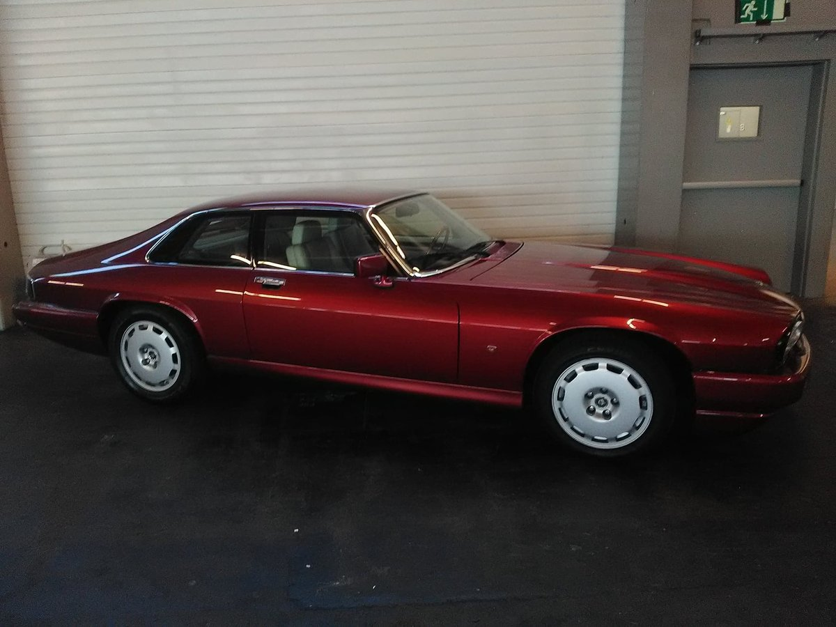 1992 XJR-S Facelift LHD 6.0 V12 For Sale (picture 1 of 6)