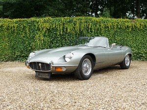 1974 Jaguar E-Type V12 Series 3 Convertible fully restored ! For Sale