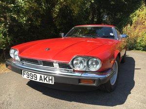1988 Jaguar XJS 3.6  For Sale