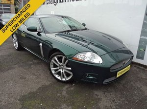 2007 57 JAGUAR XKR 4.2 V8 AUTO COUPE 43000 Miles FJSH For Sale