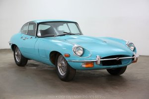 1971 Jaguar XKE Fixed Head Coupe For Sale