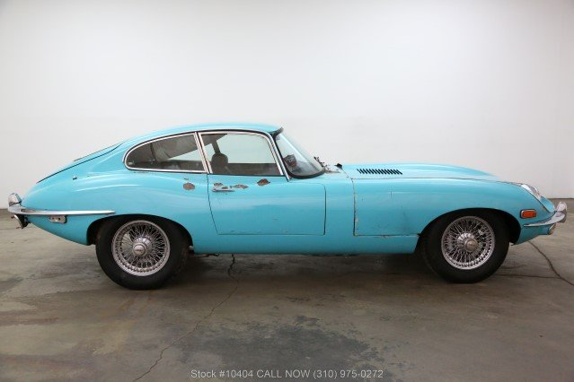 1971 Jaguar XKE Fixed Head Coupe For Sale (picture 2 of 6)
