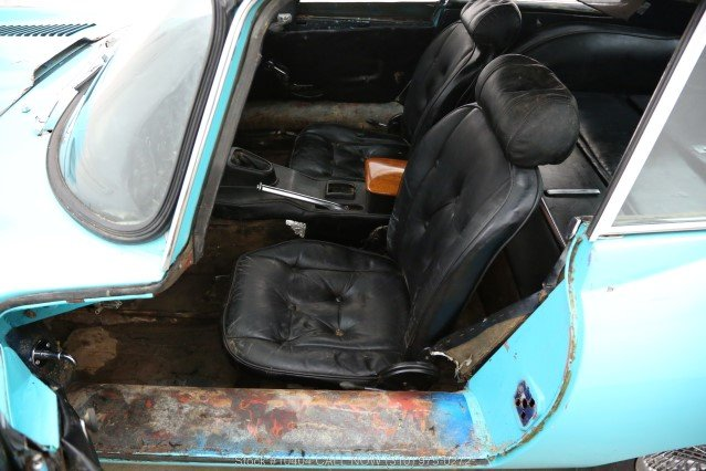 1971 Jaguar XKE Fixed Head Coupe For Sale (picture 4 of 6)