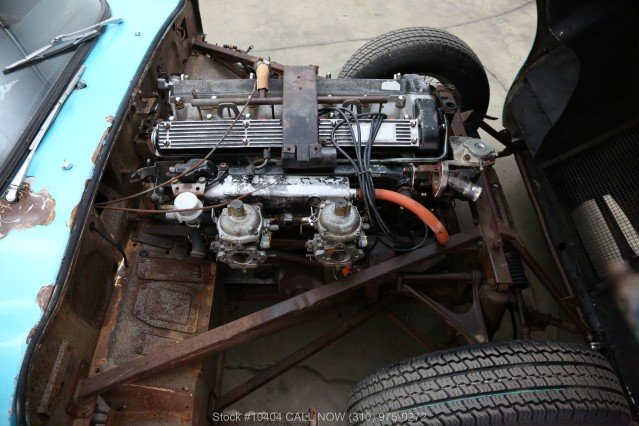 1971 Jaguar XKE Fixed Head Coupe For Sale (picture 5 of 6)