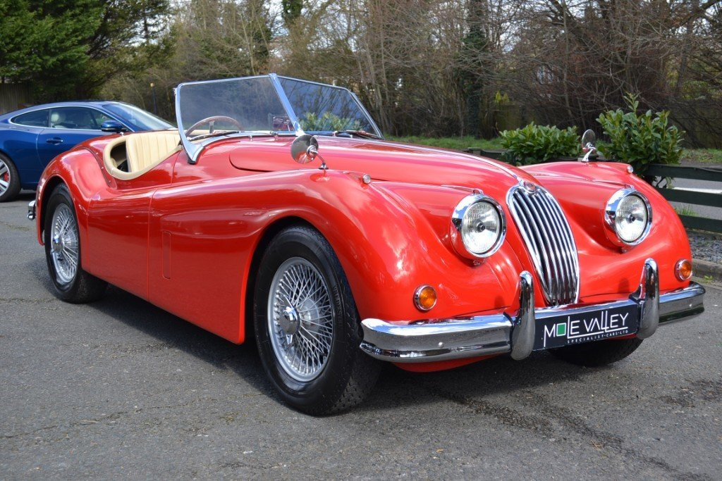 2018 XK140 Roadster Re-Creation For Sale (picture 1 of 6)