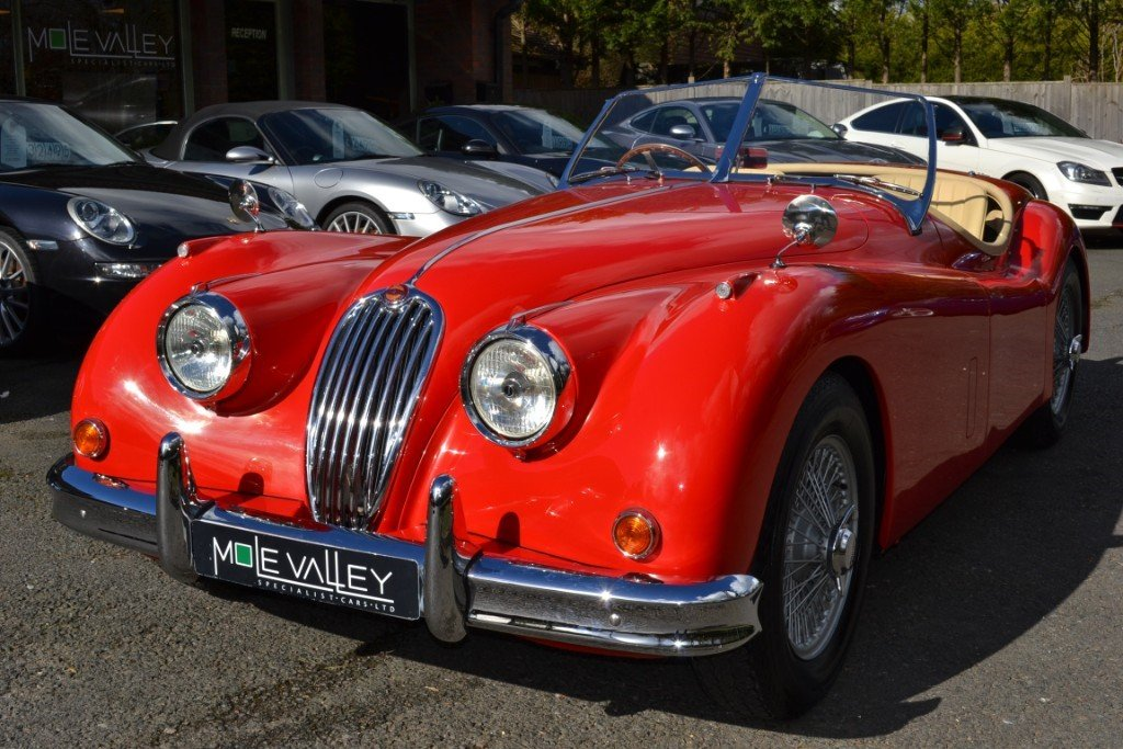 2018 XK140 Roadster Re-Creation For Sale (picture 2 of 6)