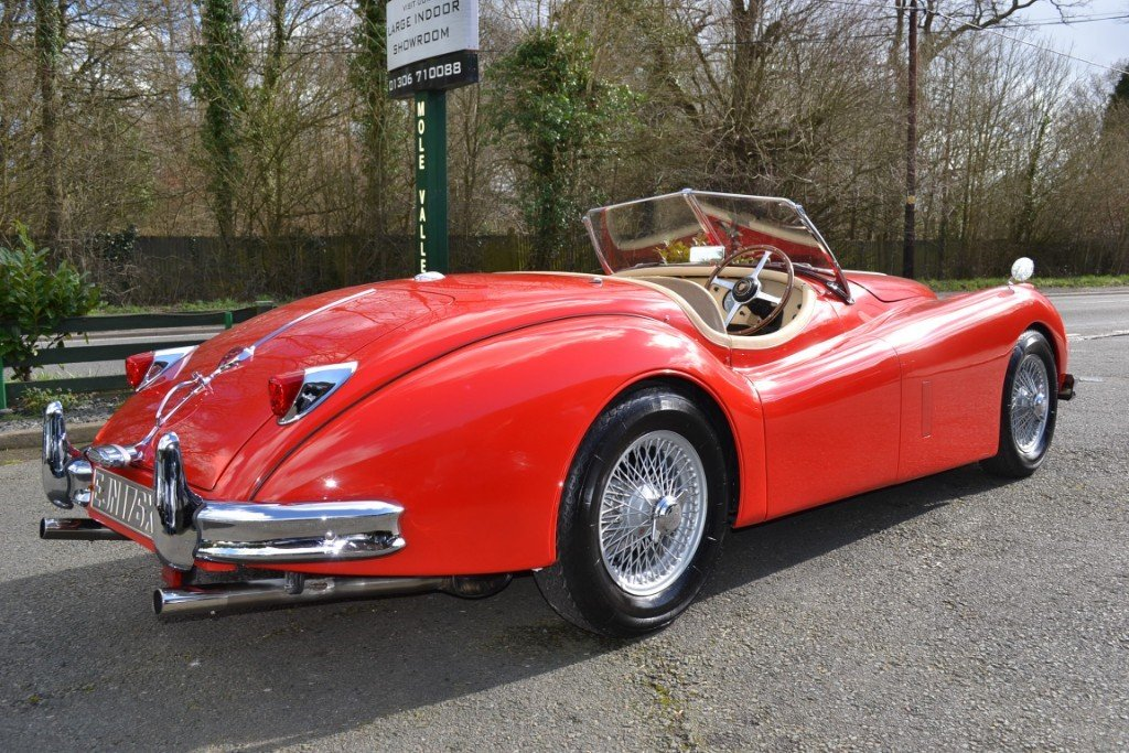 2018 XK140 Roadster Re-Creation For Sale (picture 3 of 6)