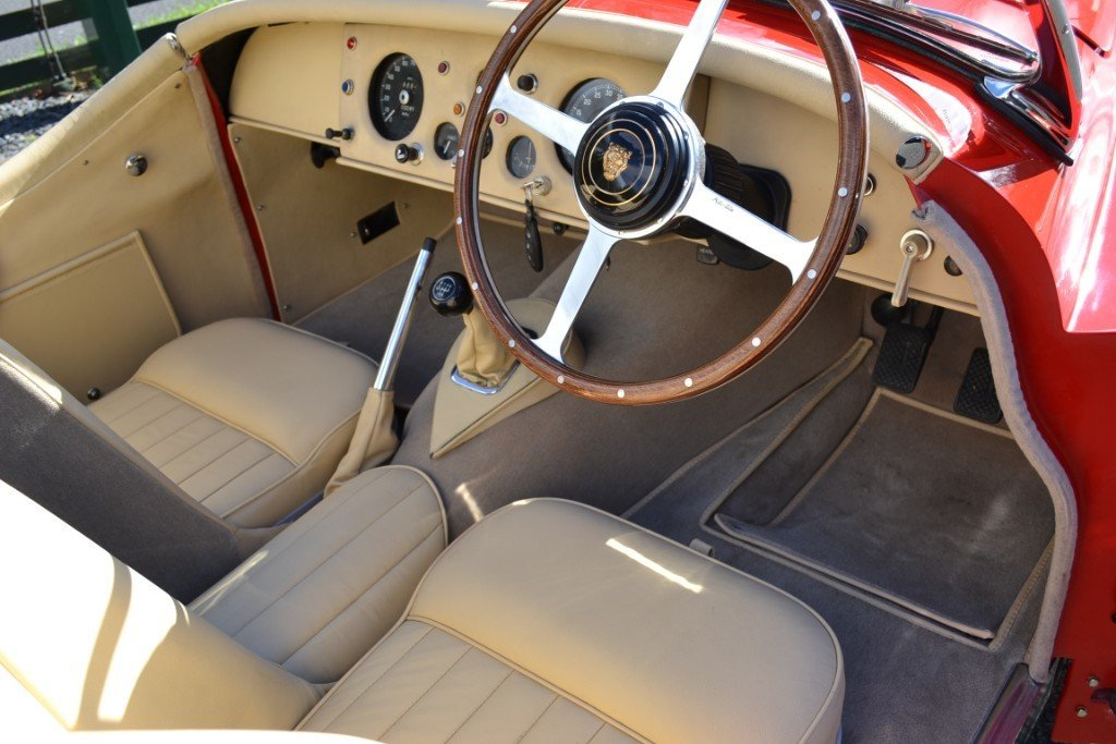 2018 XK140 Roadster Re-Creation For Sale (picture 4 of 6)