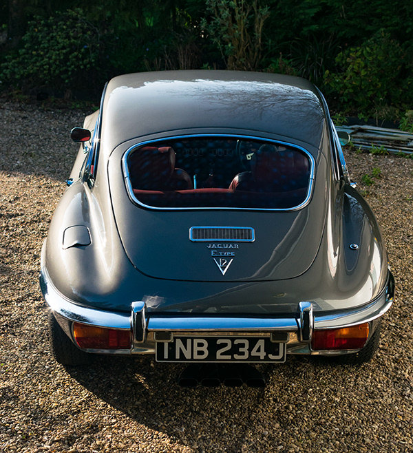 1971 Immaculate Jaguar E-Type Series 3, V12 5 speed/man For Sale (picture 6 of 6)