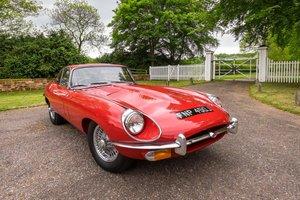 1971 Jaguar E Type Series 2 FHC For Sale