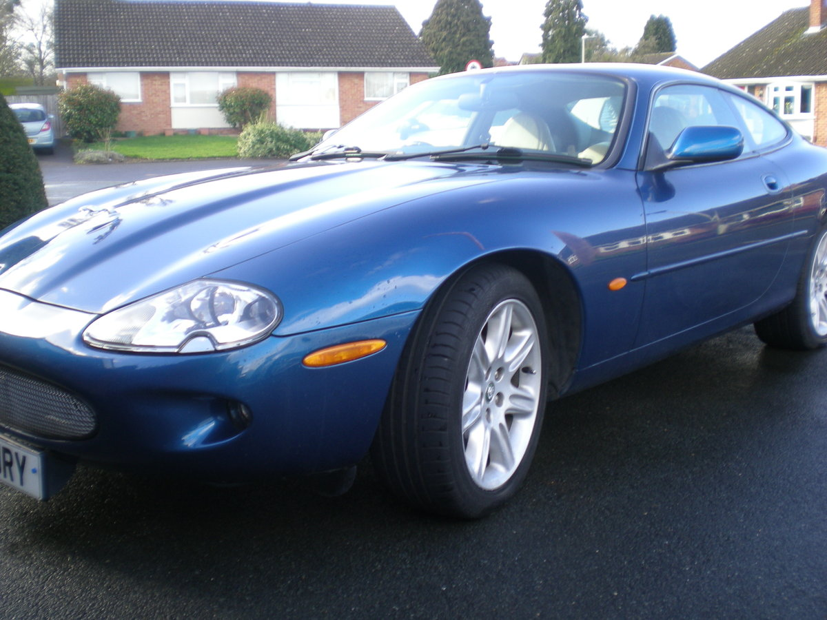 1997 JAGUAR XK8 COUPE PRICE REDUCTION For Sale (picture 1 of 6)