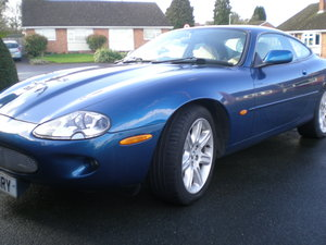 1997 JAGUAR XK8 COUPE PRICE REDUCTION