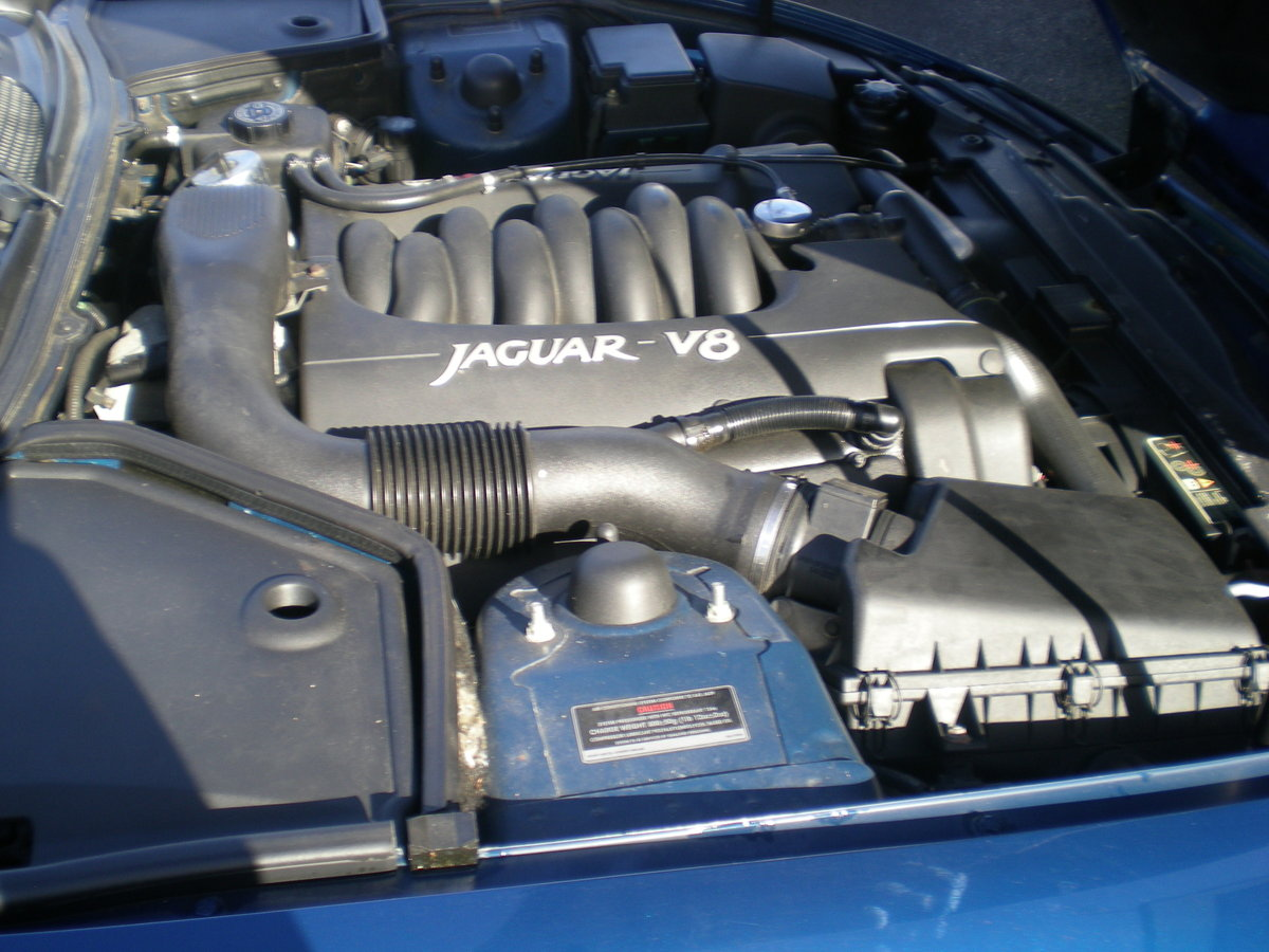 1997 JAGUAR XK8 COUPE PRICE REDUCTION For Sale (picture 5 of 6)