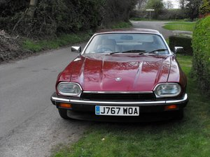 1992 Good Jaguar XJS for restoration For Sale