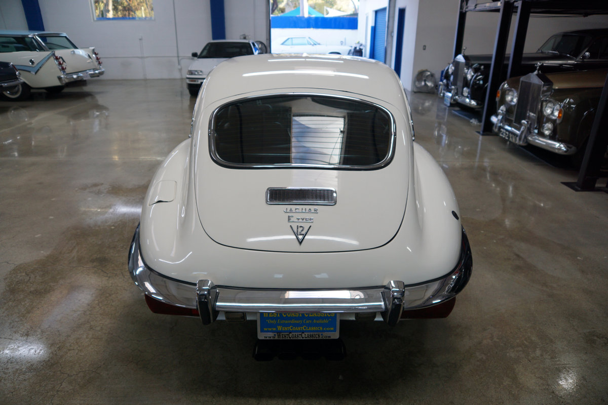 1972 Jaguar E-Type V12 2+2 4 spd Coupe For Sale (picture 4 of 6)