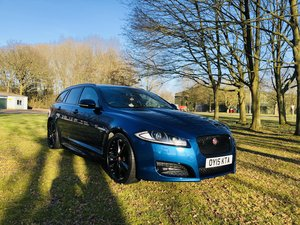 2015 Jaguar XF Sportbrake Rsport Black 200  For Sale