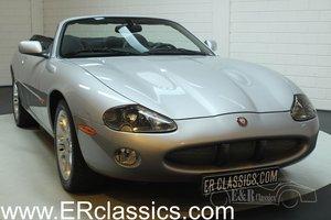Jaguar XKR Cabriolet 2000 Navigation system For Sale