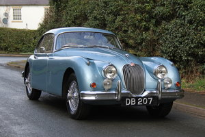 1960 Jaguar XK 150, Matching No's, UK upgraded car  SOLD