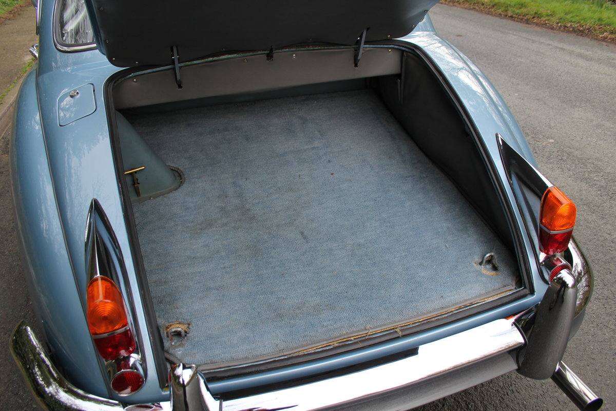 1960 Jaguar XK 150, Matching No's, UK upgraded car  SOLD (picture 12 of 12)