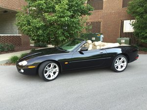 2003 Jaguar XK8 Convertible For Sale