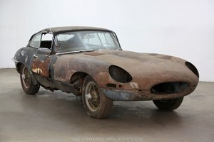 1966 Jaguar E-Type Fixed Head Coupe For Sale