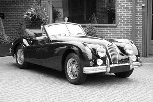 1955 JAGUAR XK140 For Sale