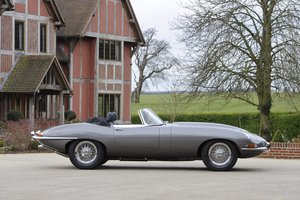 JAGUAR E-TYPE WM SPORT For Sale